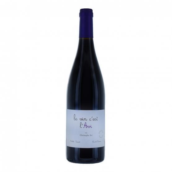 Le vin c'est l'Avi 2018 Rouge